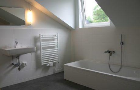 Badezimmer Apartment Hotel Zwettlerhof