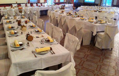 Hochzeitstafel Hotel Zwettlerhof